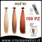 SHE HAIR EXTENSION CIOCCHE CHERATINA CM.55/60 CF.100 PZ