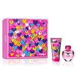 MOSCHINO PINK BOUQUET EDT 30ML + BODY LOTION 50ML